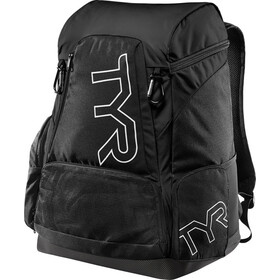 TYR Alliance 45l Mochila, black/black